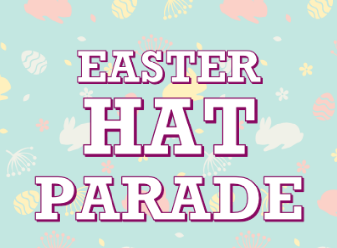 Thumbnail related to 'EASTER HAT PARADE!' news article